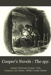 Cooper's Novels: The spy