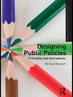 Designing Public Policies Book