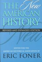 The New American History PDF