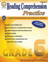 Reading Comprehension Practice Grade 6