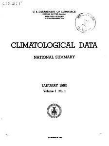 Climatological Data  National Summary PDF