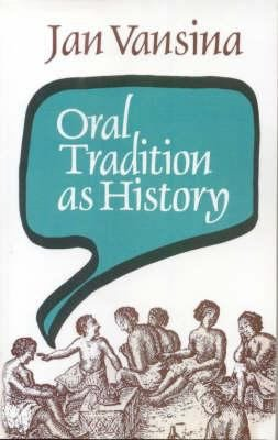 Oral Tradition as History PDF