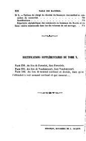 Histoire de la persécution révolutionnaire dans le département du Doubs, de 1789 à 1801: Le directoire
