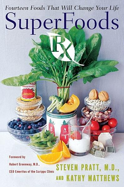 SuperFoods Rx
