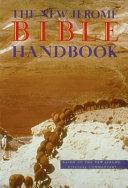 The New Jerome Bible Handbook PDF