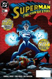 Superman: The Man of Steel (1991-) #94