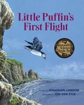 Little Puffin's First Flight