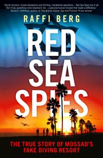 Red Sea Spies Book