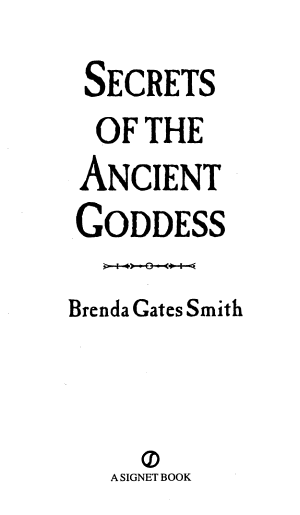 Secrets of the Ancient Goddess
