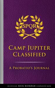 The Trials of Apollo  Camp Jupiter Classified Book