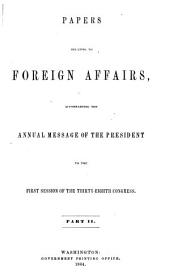 Foreign Relations of the United States