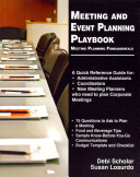 Meeting and Event Planning Playbook PDF