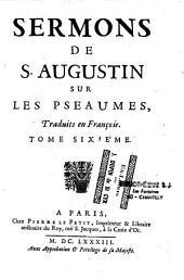 Sermons de S. Augustin sur les Pseaumes