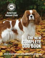 The New Complete Dog Book PDF
