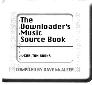 The Downloader s Music Source Book