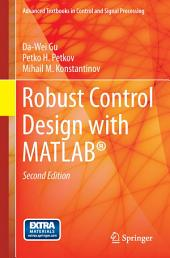 Robust Control Design with MATLAB®: Edition 2