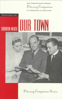 Readings on Our Town