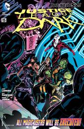 Justice League Dark (2011-) #15