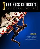 The Rock Climber s Exercise Guide PDF