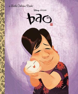 Disney Pixar Bao Little Golden Book  Disney Pixar Bao
