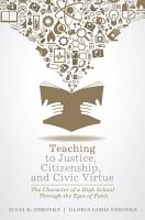 Teaching to Justice  Citizenship  and Civic Virtue PDF