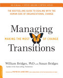 Managing Transitions  25th anniversary edition