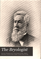 The Bryologist: Volumes 11-13