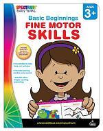 Fine Motor Skills, Ages 3 - 6