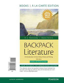 Backpack Literature Book PDF