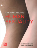 Loose Leaf for UNDERSTANDING HUMAN SEXUALITY Book