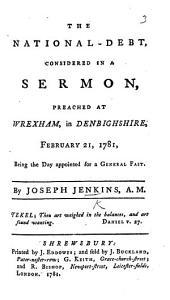 The National Debt Considered in a Sermon [on Matt. Xxii. 21].