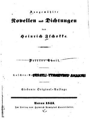 Ausgew  hlte novellen und dichtungen  Novellen und Dichtungen PDF