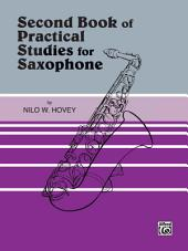 Practical Studies for Saxophone, Book 2: Book 2