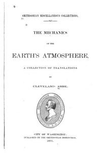 The Mechanics of the Earth s Atmosphere PDF