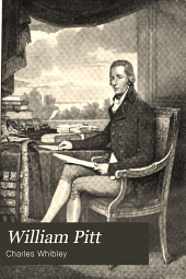 William Pitt: By Charles Whibley