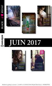 11 romans Black Rose (no432 à 435 - Juin 2017)