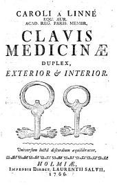 Clavis medicina duplex