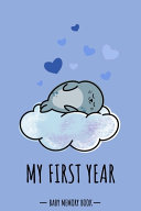My First Year Baby Memory Book