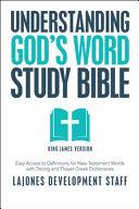 Understanding Gods Word Study Bible