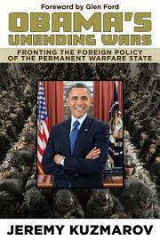 Obama S Unending Wars
