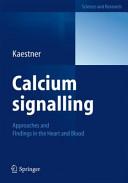 Calcium signalling