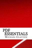 Pdf Essentials PDF