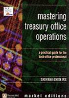 Mastering Treasury Office Operations PDF