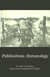 Publications. Entomology: Volume 5