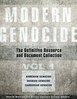 Modern Genocide: The Definitive Resource and Document Collection [4 volumes]