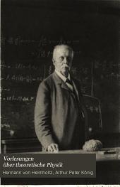 Vorlesungen über theoretische Physik: Band 1,Teil 1