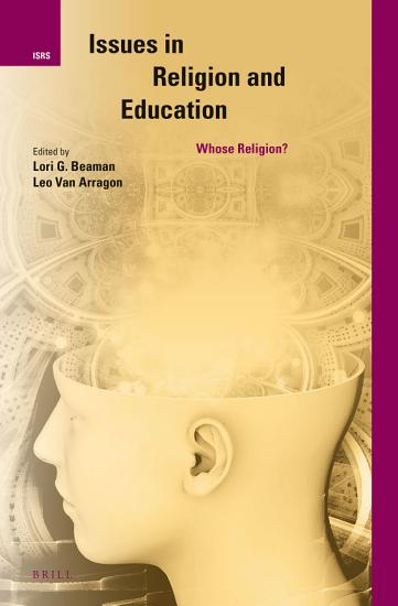 Issues in Religion and Education PDF