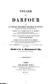 Voyage Au Darfour