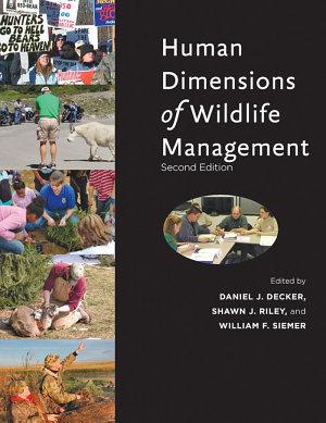 Human Dimensions of Wildlife Management PDF