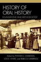 History of Oral History PDF